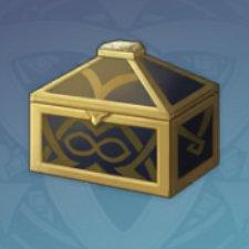 秘の聖遺物箱・三等