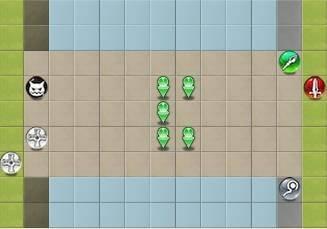 第四戦場30配置