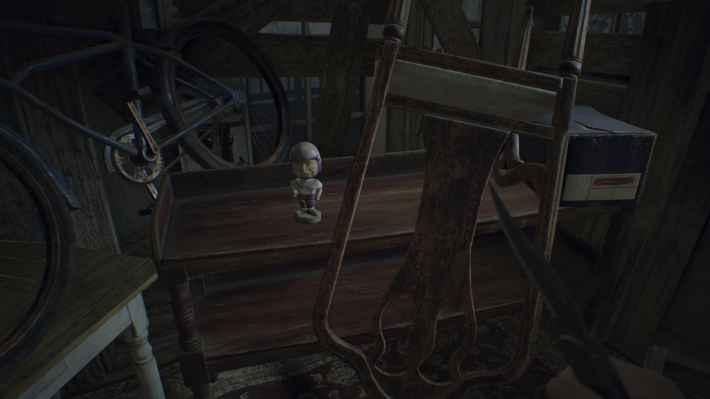 エヴリウェア人形の場所