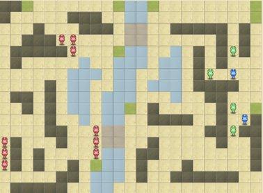 17-2:追撃マップ
