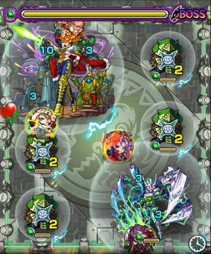 緑剣の支配者ボス1