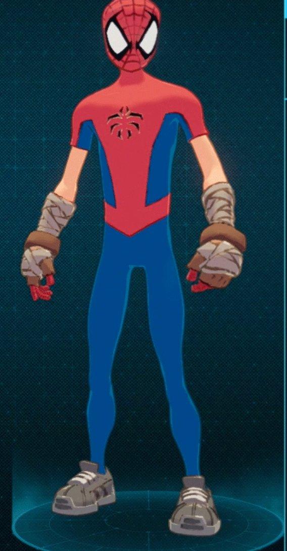 スパイダークランスーツ