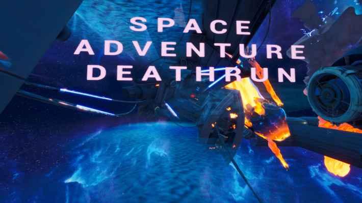 SPACE ADVENTURE DEATHRUN