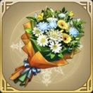 優しさの花束のアイコン