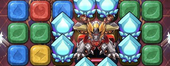 【火の間Ⅰ】千変万化の機獣王フロア3