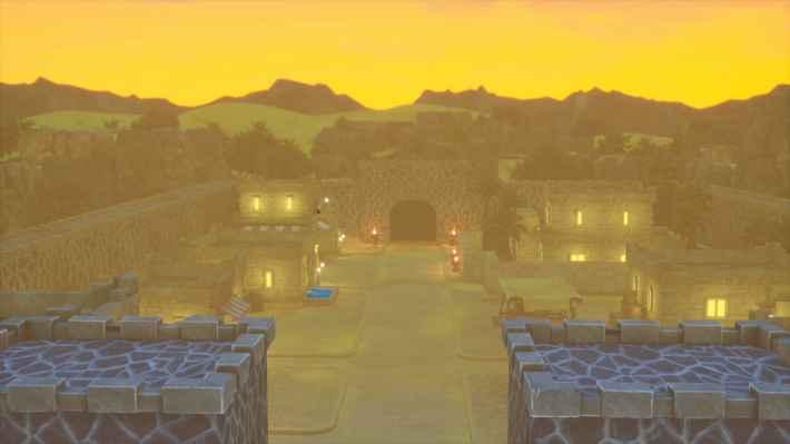 砂の都サルタン