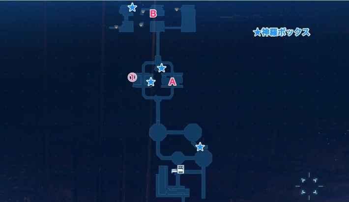 地下下水道のマップ