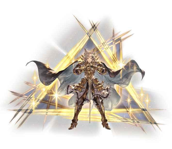 黄金の騎士アリア