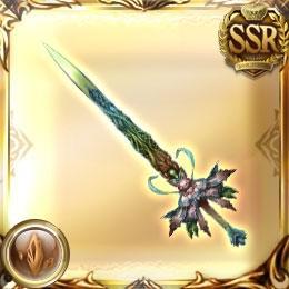 世界樹の晶剣マグナ