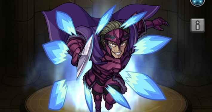 【★6】《暗黒騎士》 ヴァサゴ(進化)