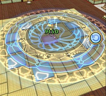 茶熊ユキムラのスキル2の紋章Lv4