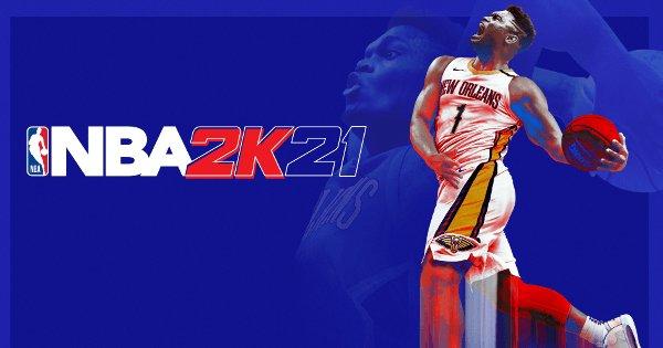 NBA 2K21のアイキャッチ画像