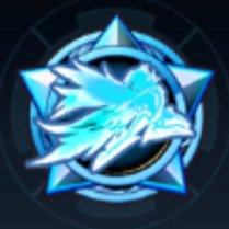 チャレンジカップメダル(青)のアイコン