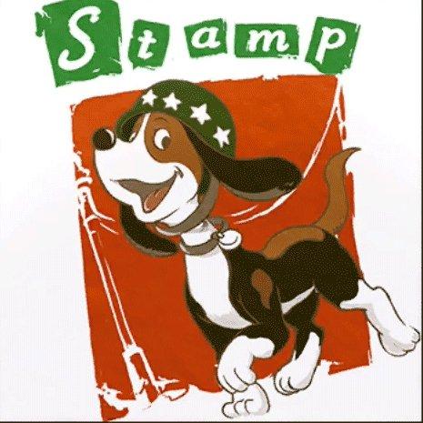 忠犬スタンプミュージックディスク