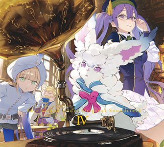 Original Soundtrack Ⅳの画像