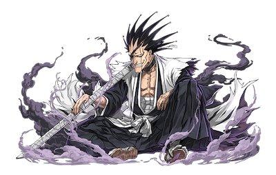 更木剣八の画像