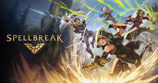 Spellbreak(スペルブレイク)のアイキャッチ画像