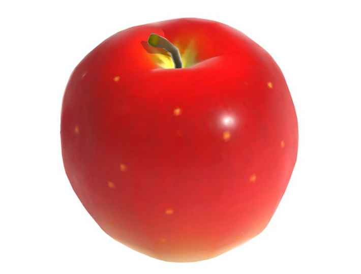 ふわりんご