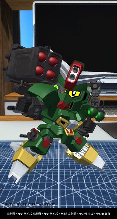ガンダムブレイカーモバイルの画像
