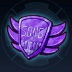 Gメダル紫のアイコン