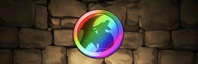 虹メダルの画像