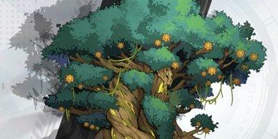 始まりの樹のドロップ一覧