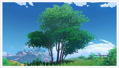 おとぎの木