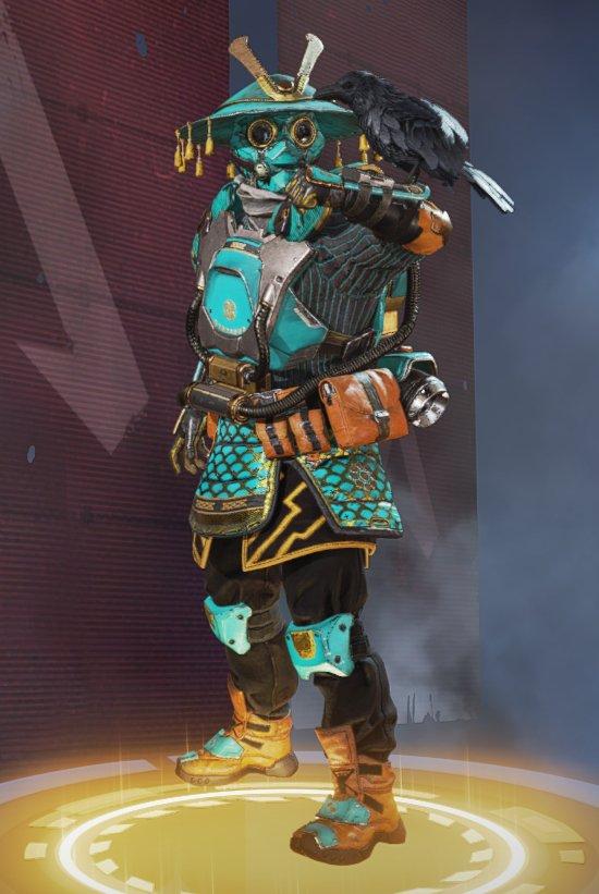 放浪する戦士