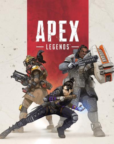 Apex Legends(エーペックスレジェンズ)の画像
