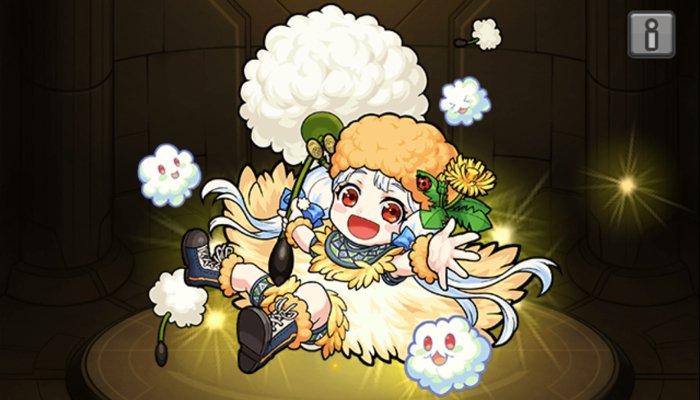ふわふわ妖精 ケサランパサラン