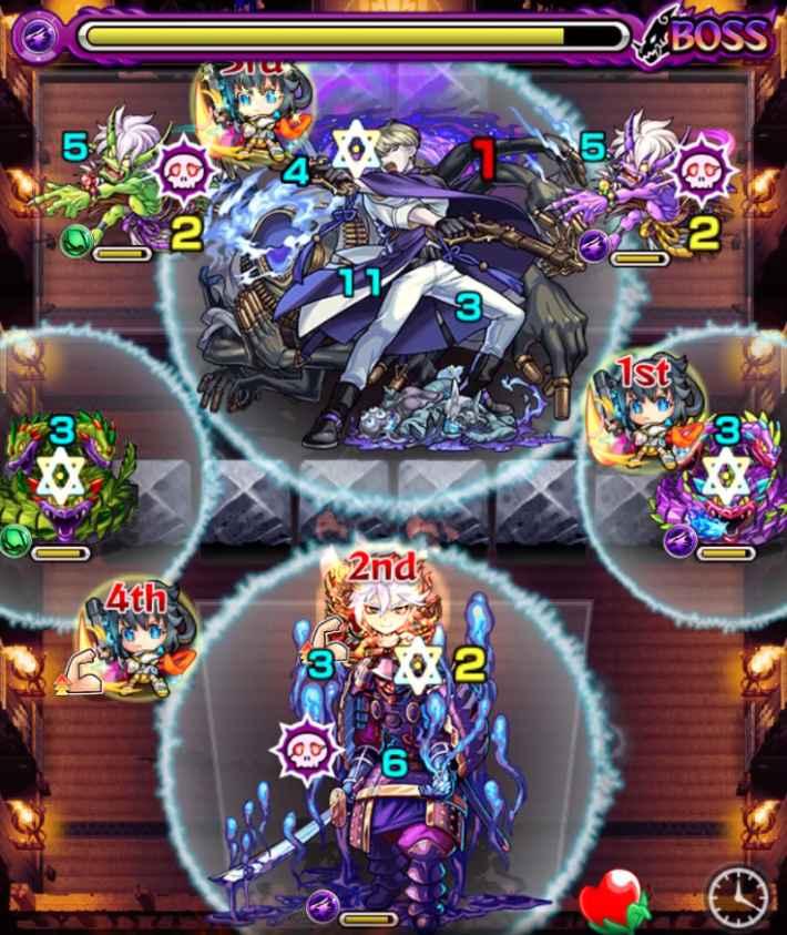 コクウ超究極のボス3