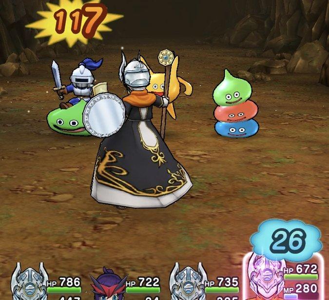 杖装備の魔法戦士
