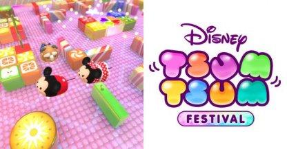 ディズニー ツムツム フェスティバル 発売日など最新情報のアイキャッチ