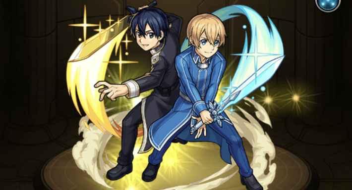 《上級修剣士》ユージオ&キリト