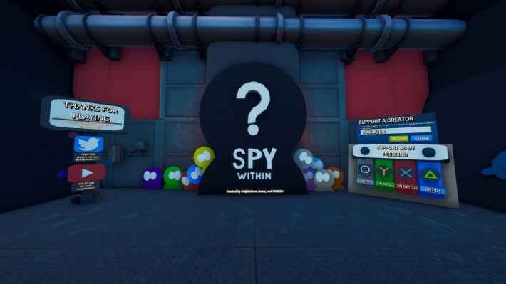 Spy Within