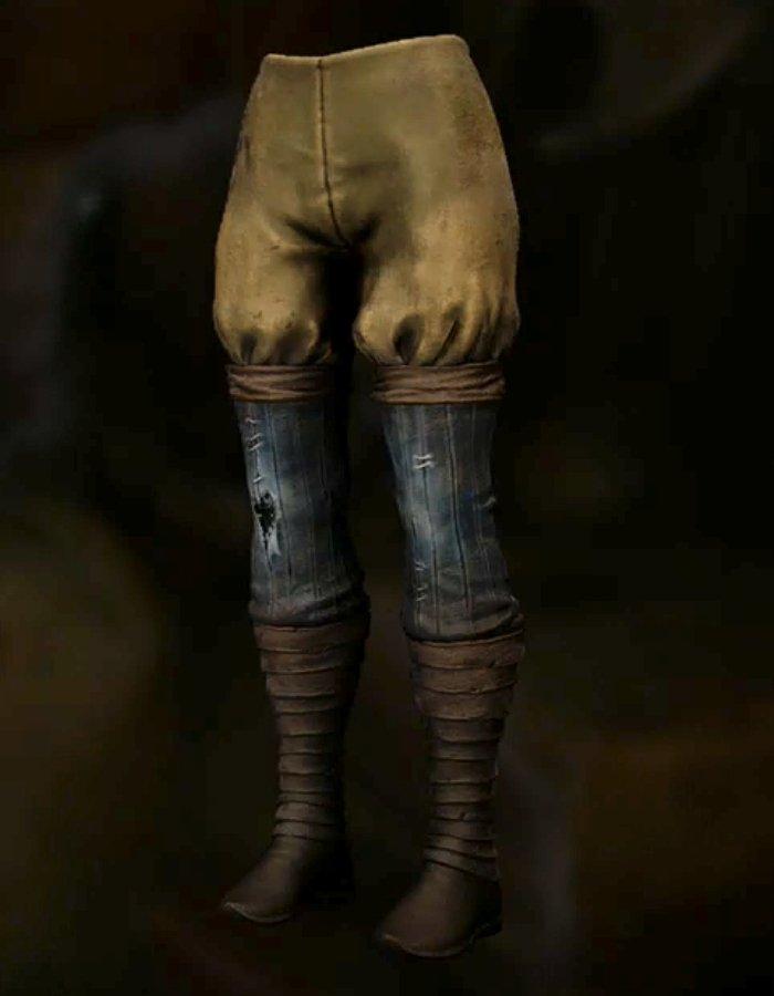 呪い師の足袋