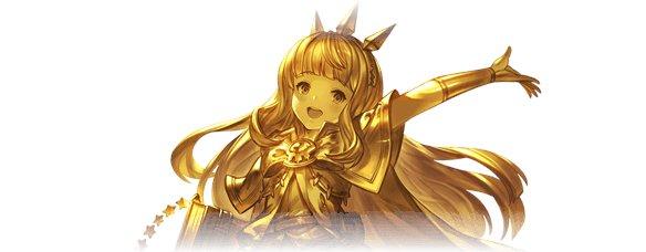 世界で一番カワイイ黄金像
