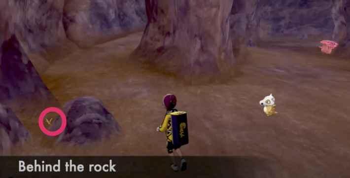 慣らしの洞穴のディグダ一覧