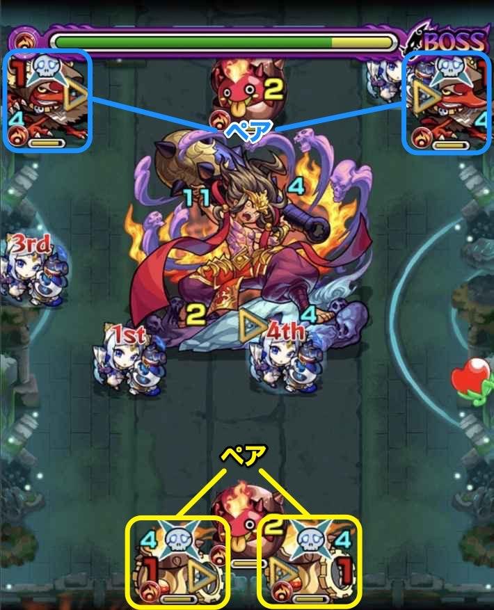 ツァイロン【1】のボス2
