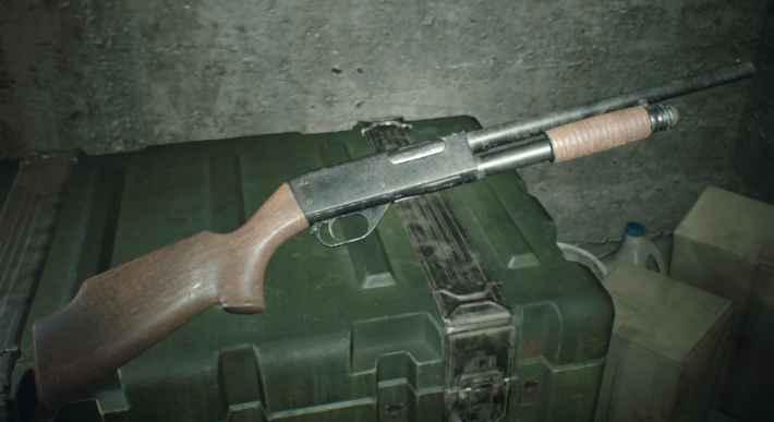 ショットガンM37