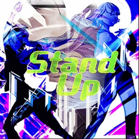 STANDUPミュージックディスク
