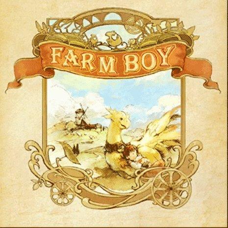 牧場の少年ミュージックディスク