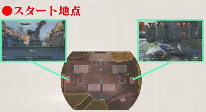 砲台のマップ画像