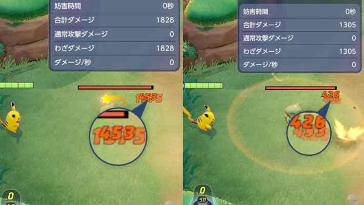 Comparing Pokemon Moves