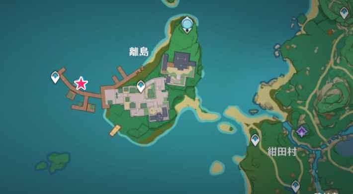 稲妻釣り離島