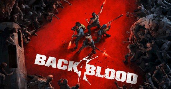 Back 4 Blood(バックフォーブラッド)のアイキャッチ