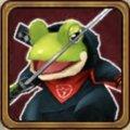 カエル忍者