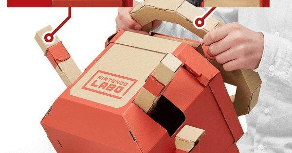Nintendo Laboの画像