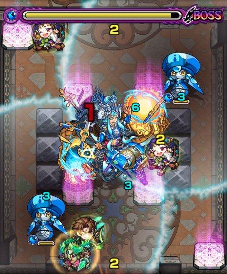 裏覇者31ステージ8