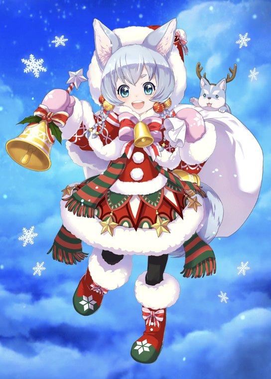コヨミ(クリスマス)_空絵